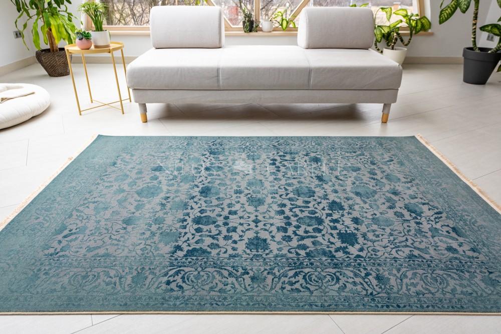 Exkluzív Perzsa Art Antik Blue (Kék) szőnyeg 150x225cm
