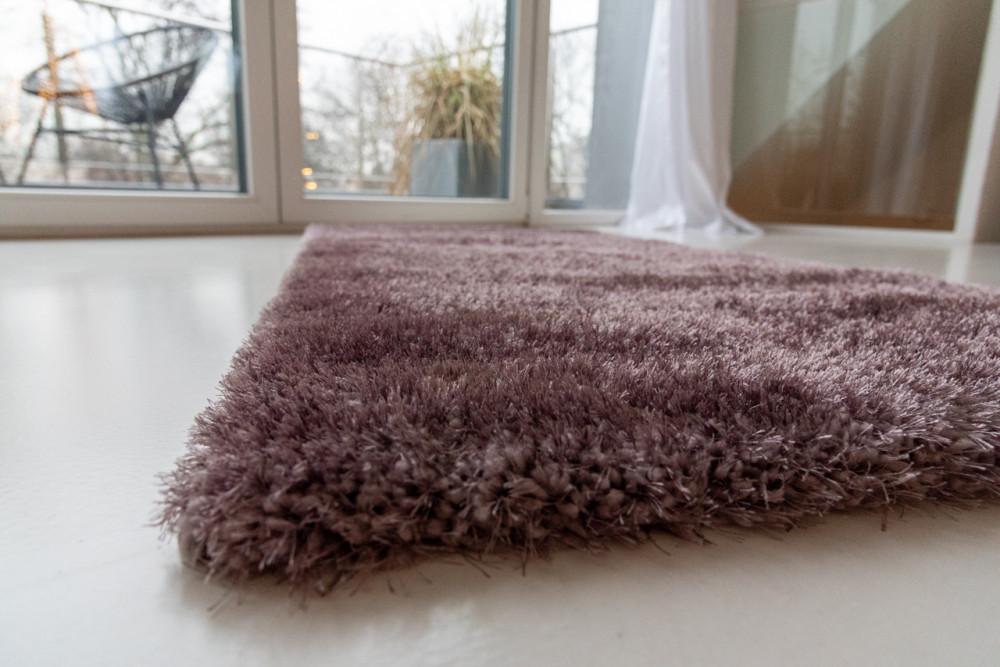 Super purple (lila) shaggy szőnyeg 200x280cm