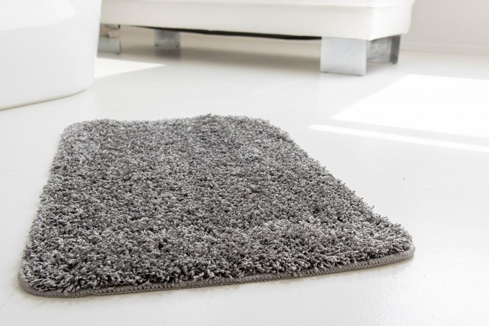 Shaggy soft light gray (világosszürke) szőnyeg 160x230cm