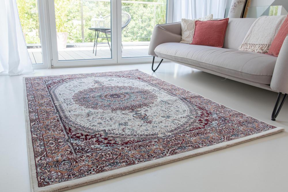 Super sultan 3013 cream szőnyeg 80x250cm