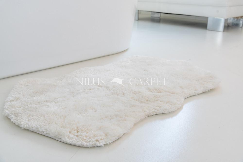 Super plüss white (törtfehér) 67x110cm poszt